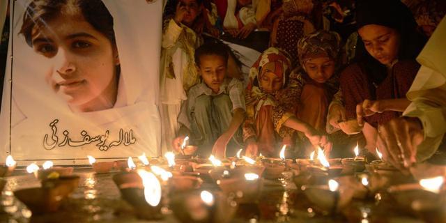 'Kans op goed herstel 14-jarige activiste Pakistan'