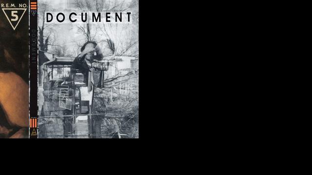 R.E.M. - Document (2012 Reissue)