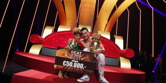 Duo uit musical Yab Yum wint Beat The Best