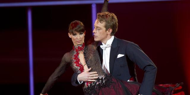 Dansfinale niet makkelijk voor Mark van Eeuwen