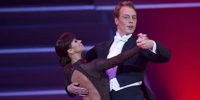 Mark van Eeuwen wint finale Strictly Come Dancing