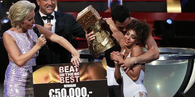 1,3 miljoen kijkers finale Beat The Best
