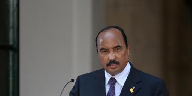 President Mauritanië per ongeluk neergeschoten
