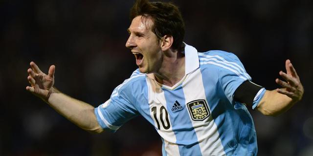 Oproep aan Taalunie voor Messi