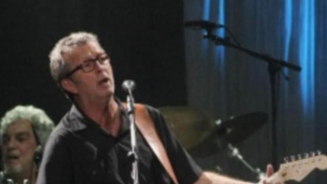 Veiling levert Eric Clapton tientallen miljoenen op