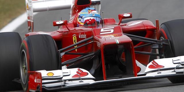 Alonso: 'Goed weekeinde voor ons'