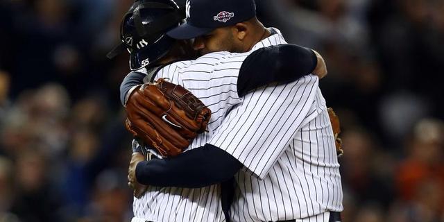 Yankees naar finale American League