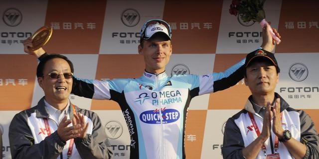 Martin wint opnieuw Ronde van Peking