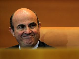 Ierse minister van Financiën trok zich terug, De Guindos krijgt zegen van Eurogroep