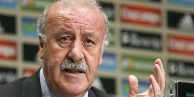 Del Bosque: 'Spanje had totale controle'