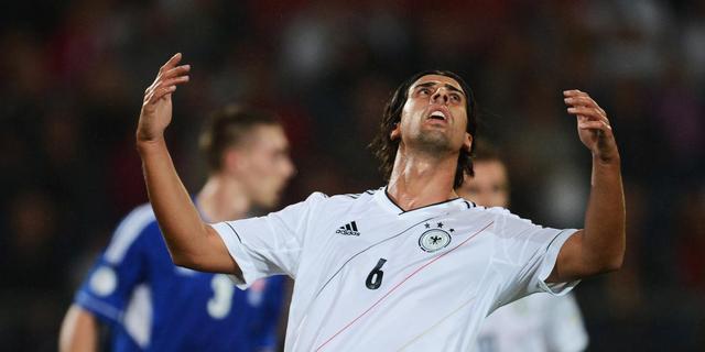 Khedira twijfelgeval bij Duitse ploeg