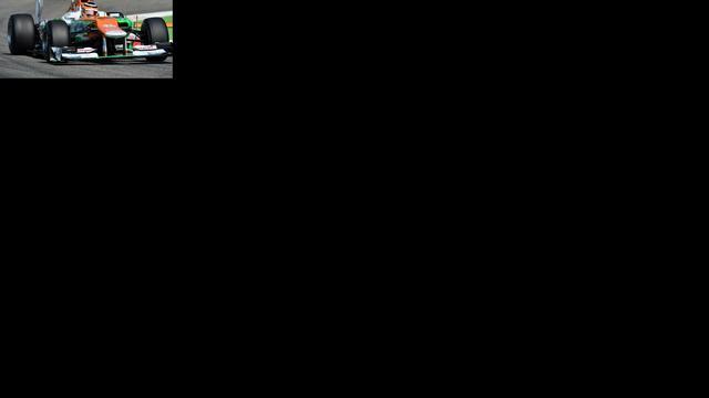 Hülkenberg van Force India naar Sauber