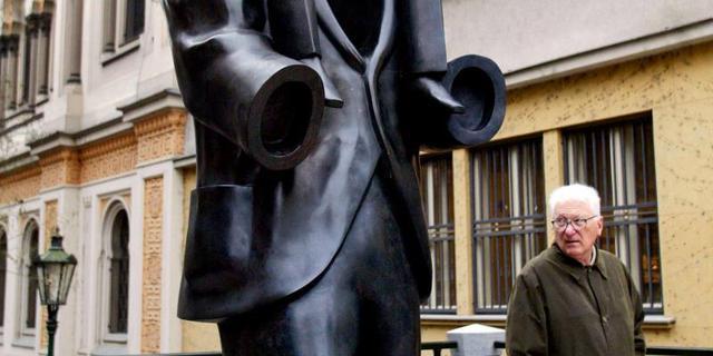 Brieven Franz Kafka naar bibliotheek Israël