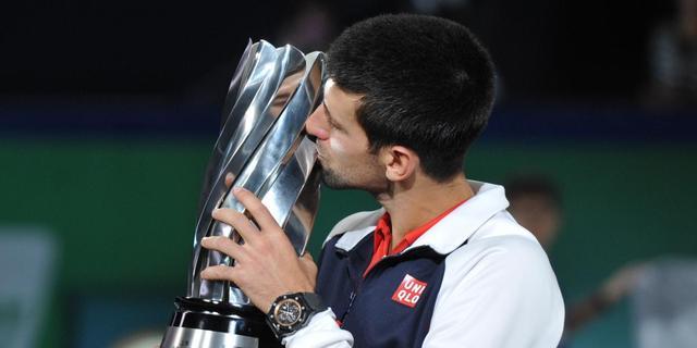 Djokovic klopt Murray in thriller