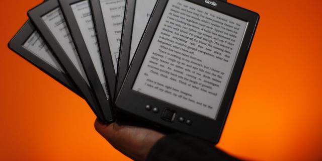Amazon geeft kopers e-books geld terug na prijsafspraken