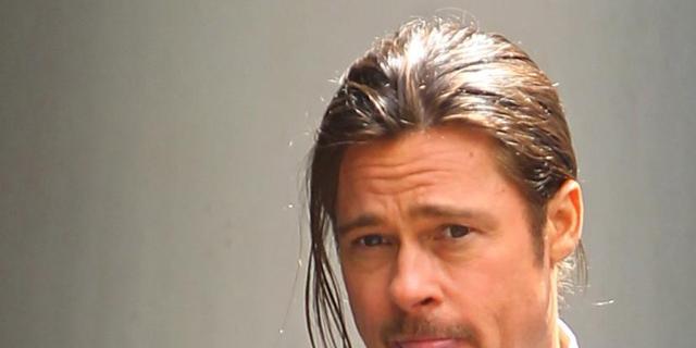 Brad Pitt denkt aan kinderen bij keuze filmrol