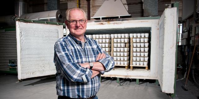 Pottenbakker haalt winst uit slimme inkoop