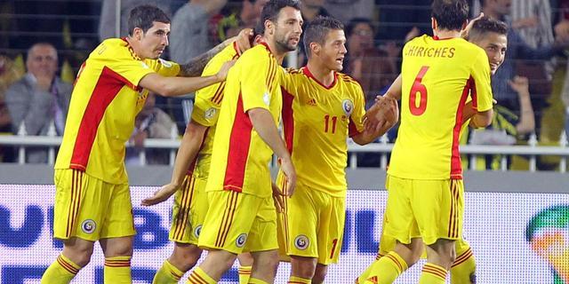 Oranje angstgegner Roemenië