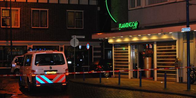 Politie schiet op overvallers casino Beverwijk