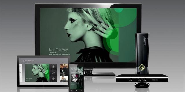 Muziekdienst Xbox Music ook naar Nederland
