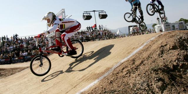 BMX-kampioen Bennett verongelukt