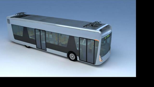 Chinezen leveren elektrische bussen Schiermonnikoog