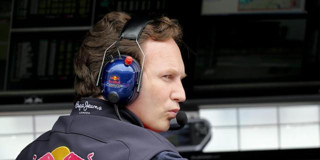 Horner: 'Red Bull bekijkt het van race tot race'