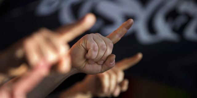 Handen beïnvloeden gehoor