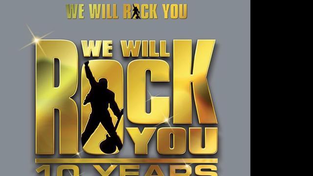 Queen-musical We Will Rock You komt opnieuw naar Nederland