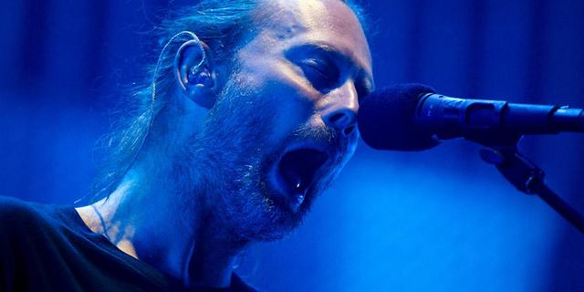 Radiohead maakt jaren afwezigheid goed in Ziggo Dome