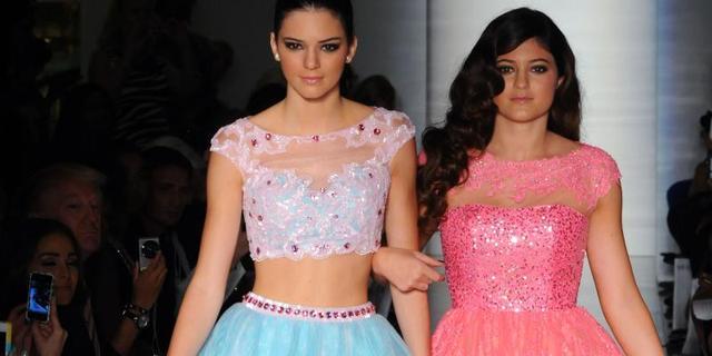 Zusjes van Kardashians krijgen eigen kledinglijn