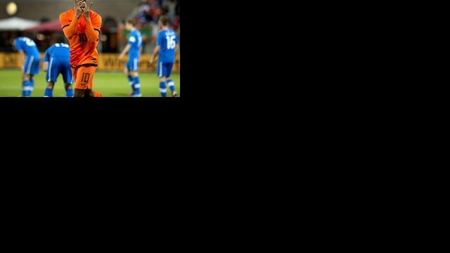Jong Oranje op EK in 2013 in poule met Spanje en Duitsland