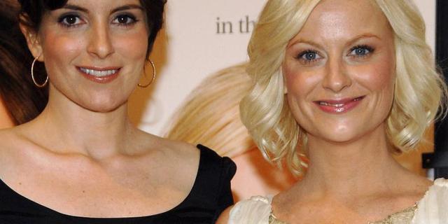 Tina Fey en Amy Poehler presenteren Globes