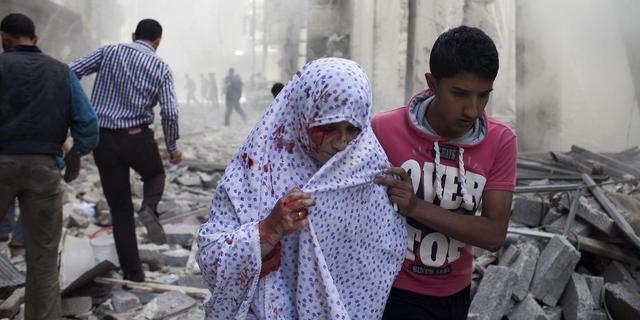 VN spreekt van ruim 30.000 doden Syrië