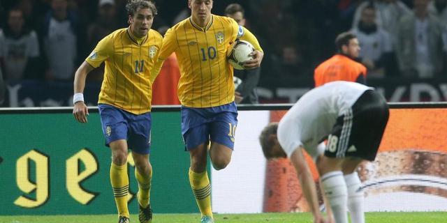 Zweden stunt in Duitsland, België wint opnieuw