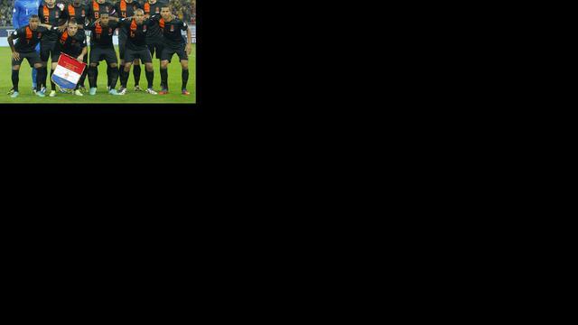 Oranje zakt naar zevende plaats FIFA-ranking