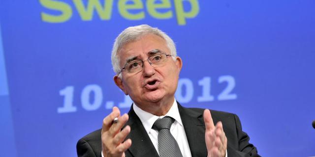 Eurocommissaris Dalli stapt op wegens mogelijke fraude