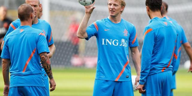 Kuijt: 'Ik heb veel aan Van Gaal gehad'