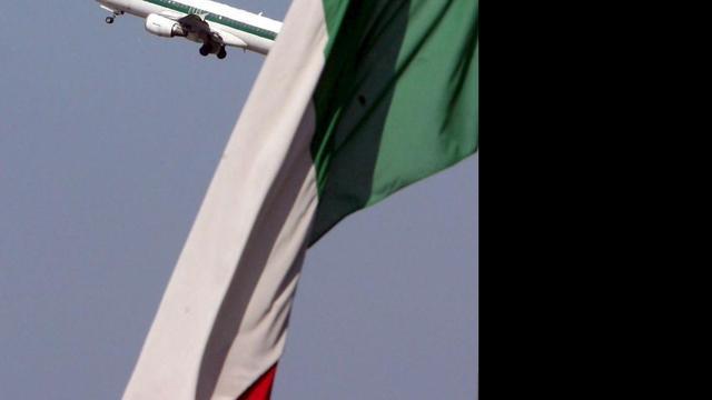 Topman Alitalia treedt af