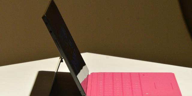 Prijzen Surface-tablet verschijnen kort online