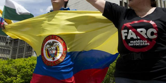 Rebellen FARC zweren openheid bij dialoog
