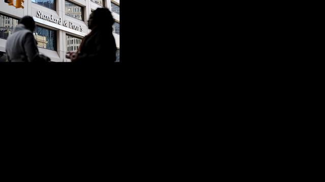 S&P verlaagt beoordeling Europese Unie