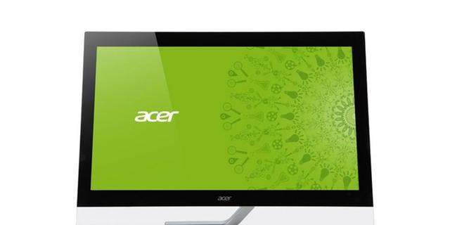 Acer introduceert monitoren met touchscreen