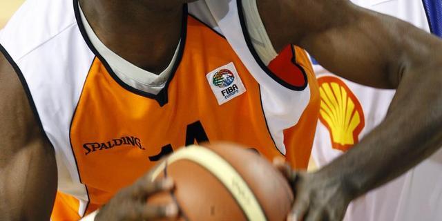 Oranje deelnemer Basketball Days in Zwolle