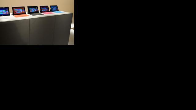 Acer voorzichtig met Windows 8 om Surface