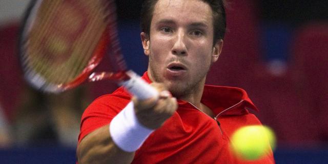 Sijsling door in kwalificaties ATP Parijs