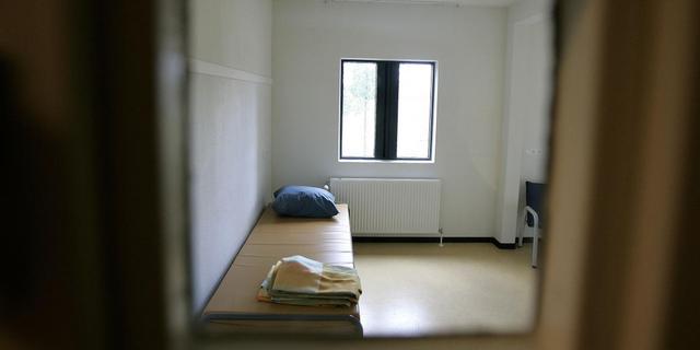 Aantal gevangenen daalt relatief snel