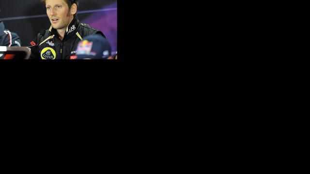Grosjean ontsnapt aan straf en start als derde in Hongarije