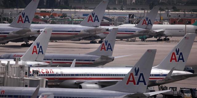 Fusie American Airlines en US Airways van de baan