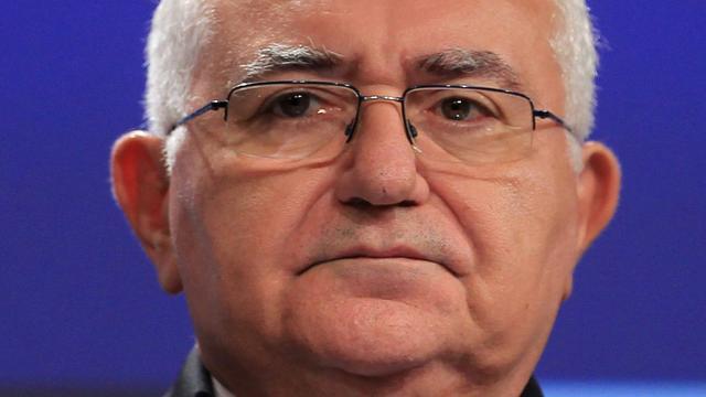 Oud-eurocommissaris Dalli niet vervolgd